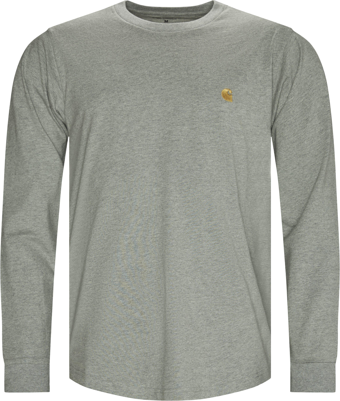 T-shirts - Regular - Grå